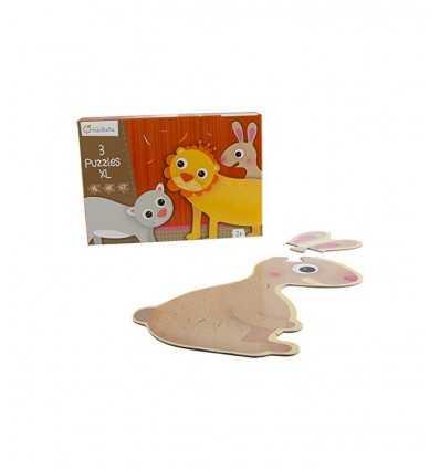 puzzle 3D animali 42702O -Futurartshop.com