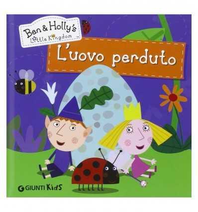 livre le œuf perdu Ben et Holly HDG13046 5 Giochi Preziosi- Futurartshop.com