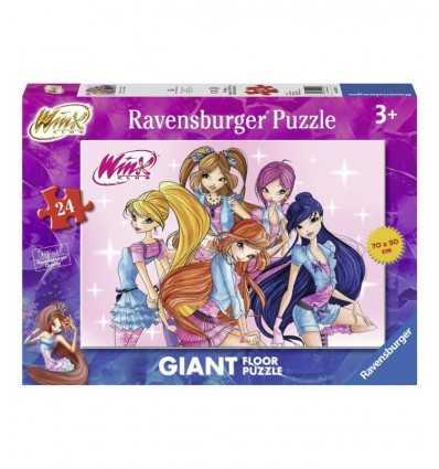 Winx puzzle jour de 24 pièces de plancher 054428 Ravensburger- Futurartshop.com