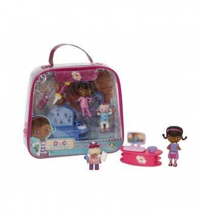 Bolsa de Dr. felpa con minidoll y accesorios GPZ90054 Giochi Preziosi- Futurartshop.com