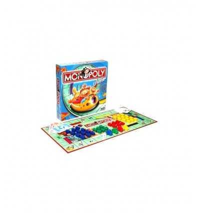 Monopolio Junior 004411030 004411030 Hasbro- Futurartshop.com
