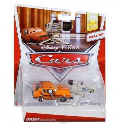 cars deluxe car with Grem Y0539/BDW72 Mattel- Futurartshop.com