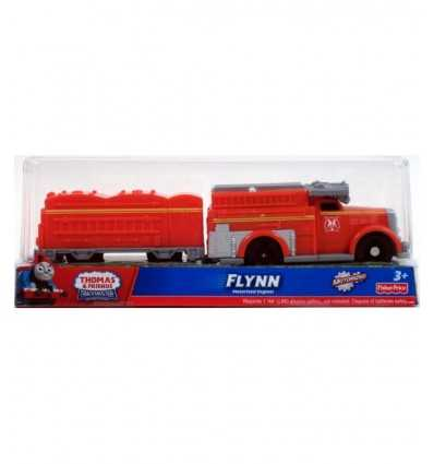 thomas Flynn with motorized vehicle wagon T3030/X4542 Mattel- Futurartshop.com