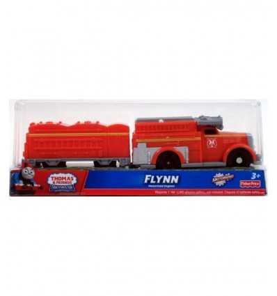 Thomasa Flynn z wagonem pojazdu silnikowego T3030/X4542 Mattel- Futurartshop.com