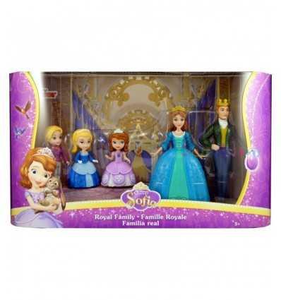 Die königliche Familie von Sofia CLG24 Mattel- Futurartshop.com
