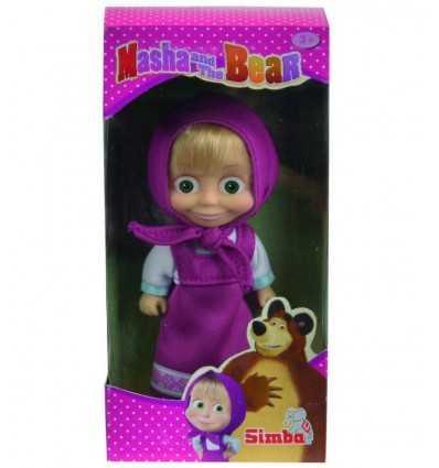 Masza lalka różne ubrania 4 109301678 Simba Toys- Futurartshop.com
