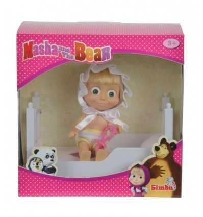 bambola Masha buona notte 109301821 Simba Toys-Futurartshop.com