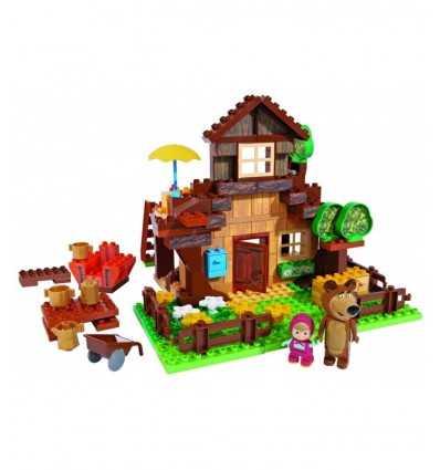 Playset House de Macha et l'ours 800057098 Simba Toys- Futurartshop.com
