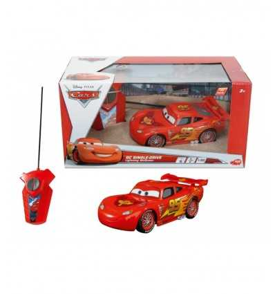 Lightning Mcqueen RC car 203089568 Simba Toys- Futurartshop.com