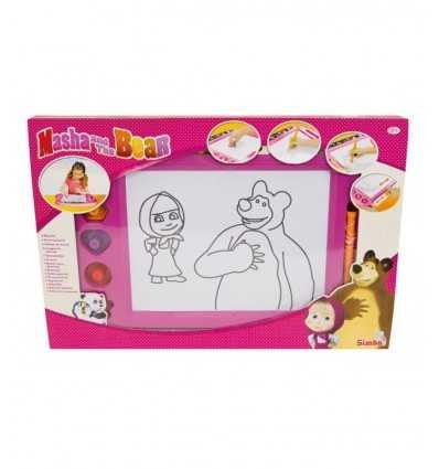 Masha and the bear magic Whiteboard 109302394 Simba Toys- Futurartshop.com