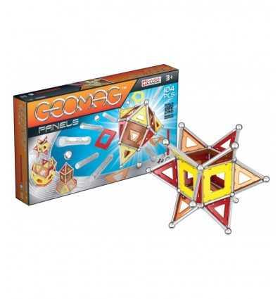 Geomag Paneles 104 piezas 453 - Futurartshop.com