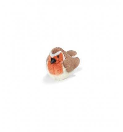 Plysch fågel robin 092389788471 - Futurartshop.com