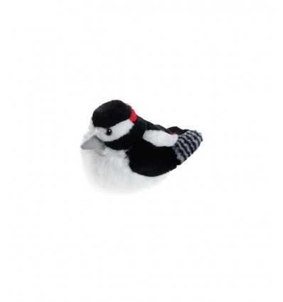 Fågel plysch spett 092389796261 - Futurartshop.com