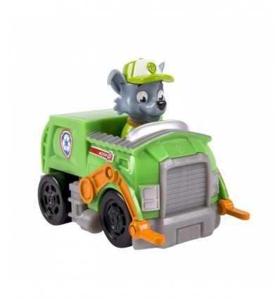 Paw Patrol Rescue racer personaggio Rocky 20064356 Spin master-Futurartshop.com