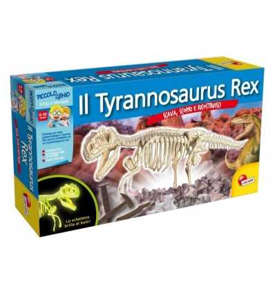 Little man Tate game skeleton T-Rex 49011 Lisciani- Futurartshop.com