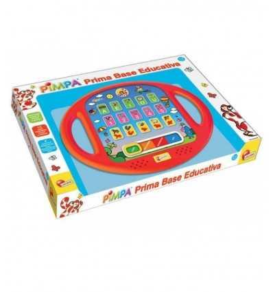 Pimpa base de enseñanza interactiva 47352 Lisciani- Futurartshop.com