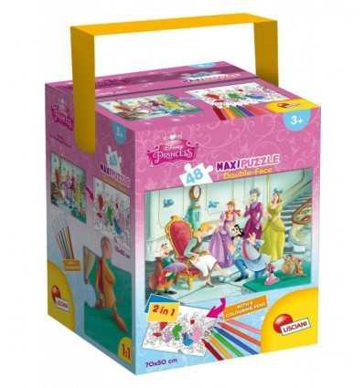 dwustronny Cinderella puzzle 48366 Lisciani- Futurartshop.com