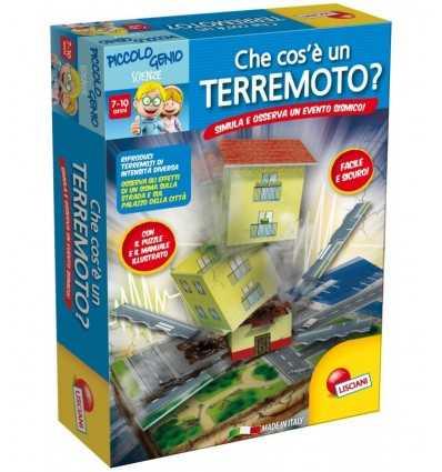 Little man Tate was Spiel es ist ein Erdbeben 048946 Lisciani- Futurartshop.com