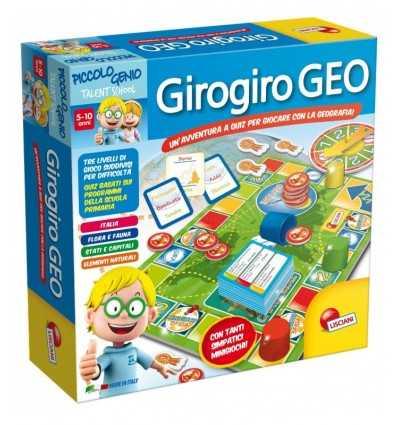 mały człowiek gra firmy Tate Girogiro Geo 48908 Lisciani- Futurartshop.com
