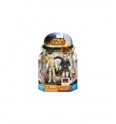 Star Wars Reihe Luke Skywalker und Han Solo A5228EU45/B0129 Hasbro- Futurartshop.com
