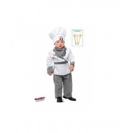 Karneval kostym little Cook 53153 Veneziano- Futurartshop.com
