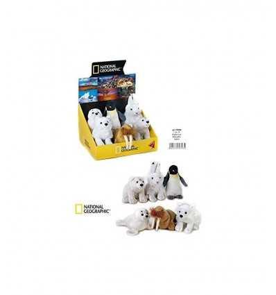 Plysch baby 6 Polar modeller 770703 Lelly- Futurartshop.com