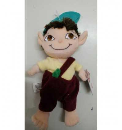 Niño pequeño peluche 30 cm con tapa verde 720663/ACQ Lelly- Futurartshop.com