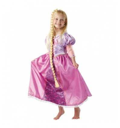 3-4 years Carnival costume Deluxe Rapunzel CMGR884492 Como Giochi - Futurartshop.com