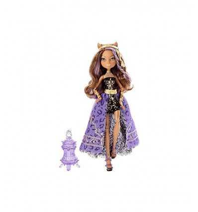 Monster High Clawdeen Wolf Puppe wünscht 13 Y7702/Y7705 Mattel- Futurartshop.com