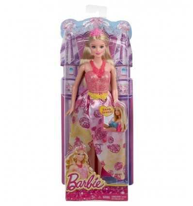 Wymieszać mecz & barbie Princess pink party CFF24/CFF25 Mattel- Futurartshop.com