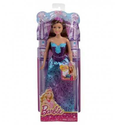 Wymieszać mecz & barbie Princess niebieski i fioletowy CFF24/CFF27 Mattel- Futurartshop.com
