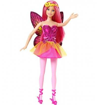 Mix Match älva rosa barbie & CFF32/CFF33 Mattel- Futurartshop.com