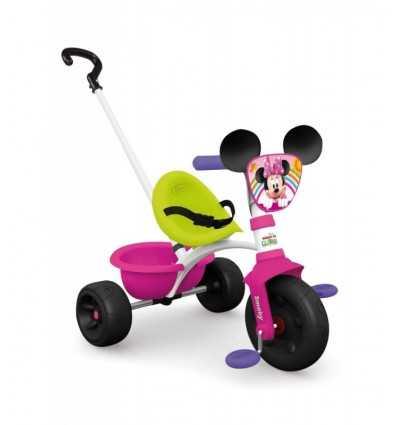 Tricycle de Minnie avec scène 7600444117 Smoby- Futurartshop.com