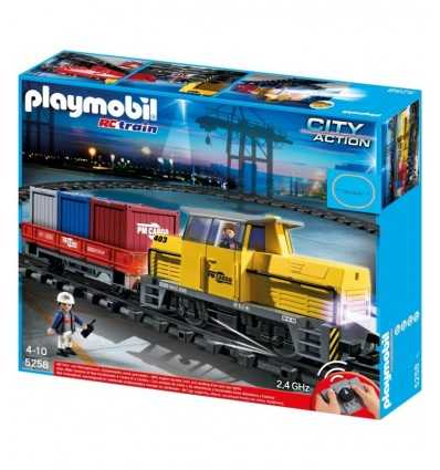 Playmobil toy hauler with lights and sounds 5258 Playmobil- Futurartshop.com