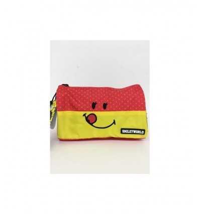 Smiley Welt 4 dreieckige Box Modelle 053152 Panini- Futurartshop.com
