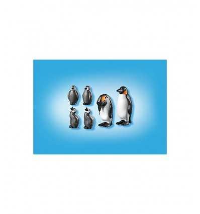 Rodziny pingwinów w saszetce 6649 Playmobil- Futurartshop.com