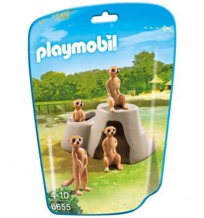 Collina dei Lemuri in bustina 6655 Playmobil-Futurartshop.com