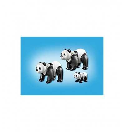 Rodzina Panda w torbie 6652 Playmobil- Futurartshop.com