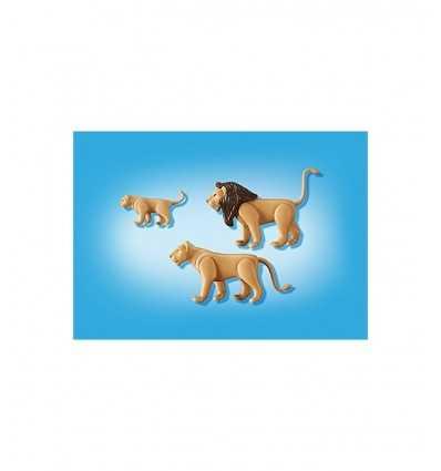Famille de Lions en 6642 Playmobil- Futurartshop.com