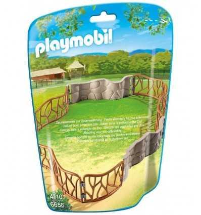 サシェで動物園の塀 6656 Playmobil- Futurartshop.com