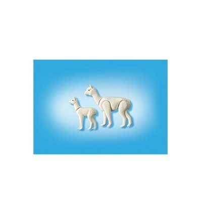 Alpaka с щенком в саше 6647 Playmobil- Futurartshop.com