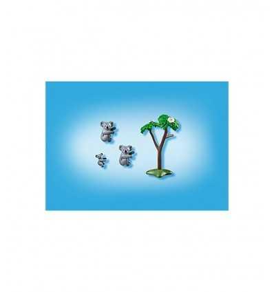 Koala familj i väska 6654 Playmobil- Futurartshop.com