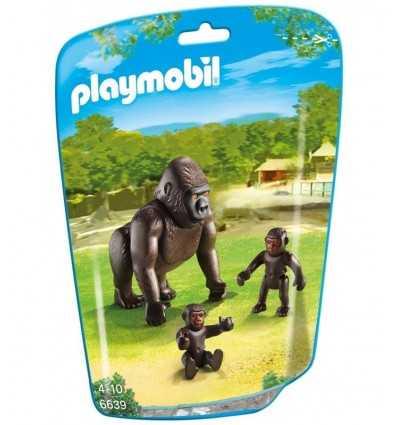 袋の中の若いゴリラ 6639 Playmobil- Futurartshop.com