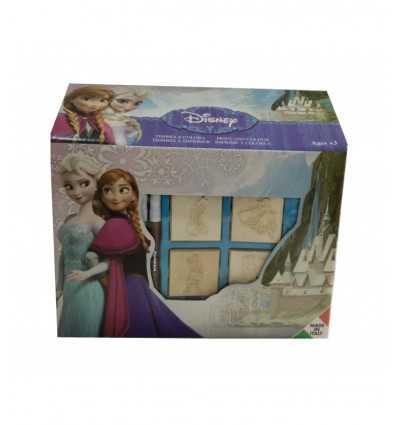 Casetta stämplar och färger fryst 9883 Crayola- Futurartshop.com
