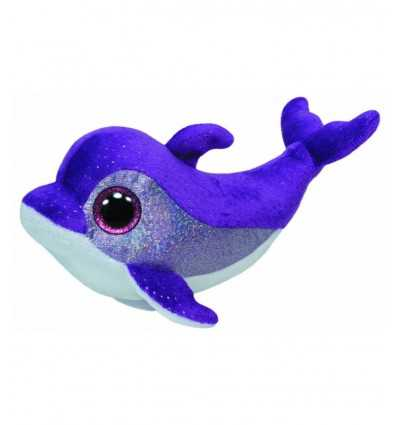 peluche beanie boos delfino 15 centimetri T36712 -Futurartshop.com
