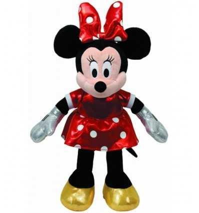 Peluche Minnie con vestito rosso 33 centimetri 90171 -Futurartshop.com