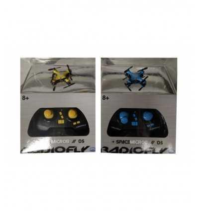 Espacio micro robot RadioFly 4 colores 37929 Editrice Giochi- Futurartshop.com