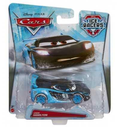 cars gara di ghiaccio lewis hamilton CDR25/CDR27 Mattel-Futurartshop.com