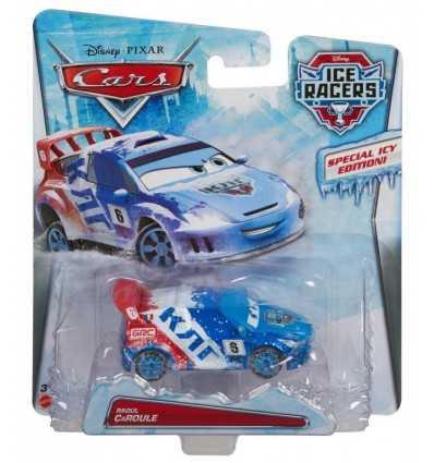 Eis Rennen Autos Raoul caroule CDR25/CDR30 Mattel- Futurartshop.com