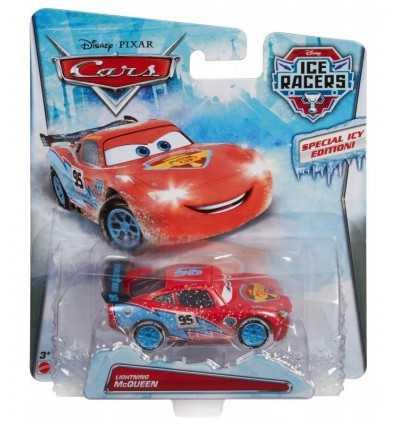 hielo coches de carreras rayo mcqueen CDR25/CDR26 Mattel- Futurartshop.com